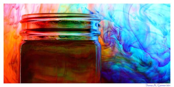 Dye and Water XIX