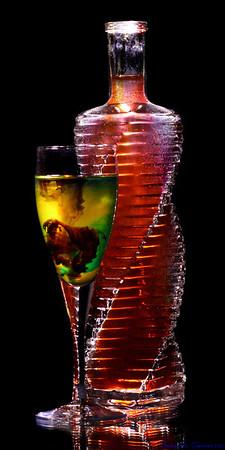 Dark Vase VI