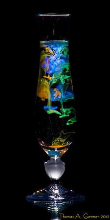 Dark Vase VII