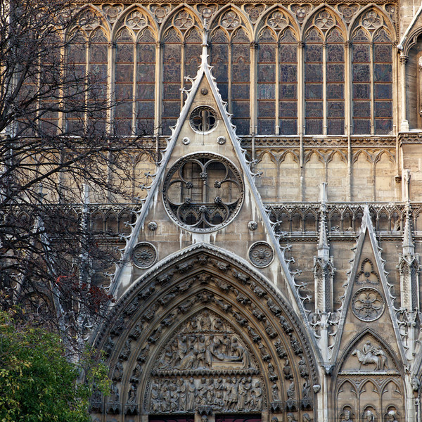 """""""A"""" Notre Dame"""