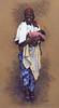 10 Mukargwesa (na het feest voor haar pasgeborene)  Rwanda  pastel,94