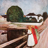 "Munch: ""Girls on the Bridge"""