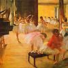"Degas: ""Ballet School"""