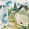 """Chagall: """"Chambon-sur-Lac"""""""