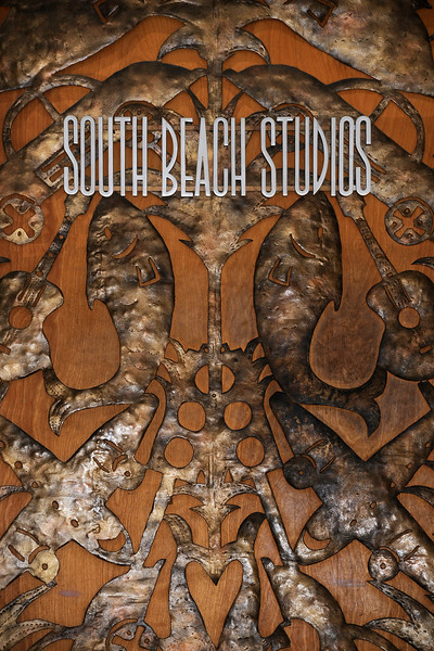 SOUTH BEACH STUDIOS- THE RENOVATION IS GATHERING STEAM! THE NEW LOUNGES ARE SO COOL!