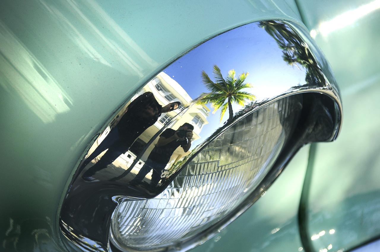 OCEAN DRIVE REFLECTIONS