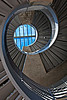 Curved stairs ,,,, Light and dark