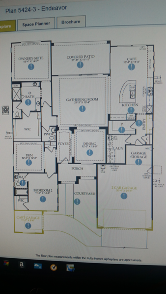 The Floor Plan :-)