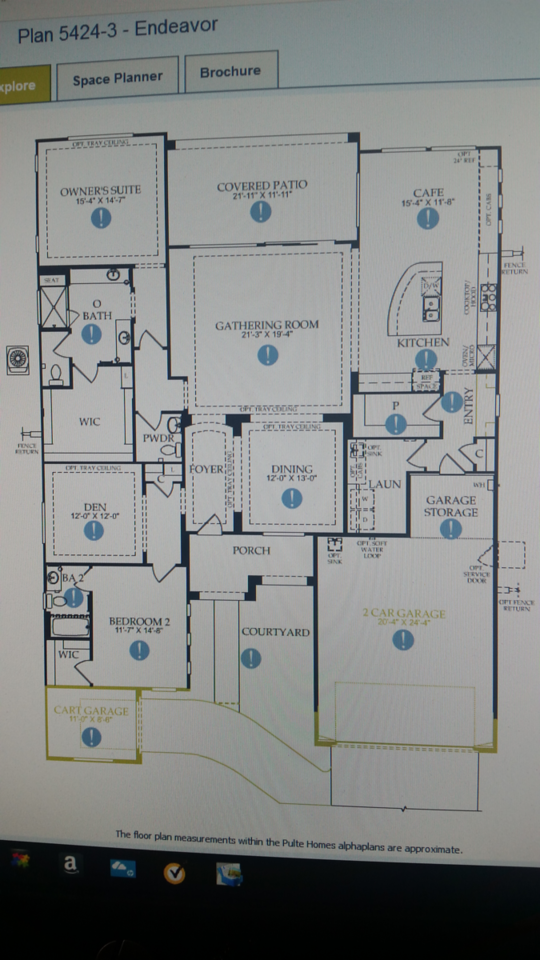 The Floor Plan :-)
