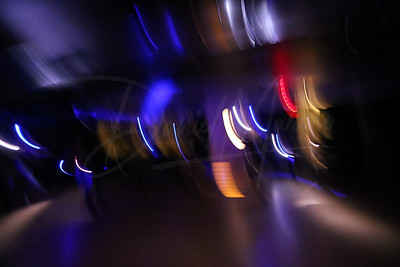 Dance Party Abstract