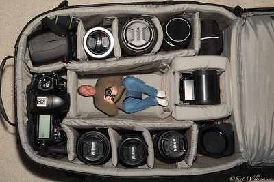 Have Photographer, Will Travel