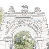 Vizcaya Arch