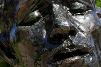 Rodin Face
