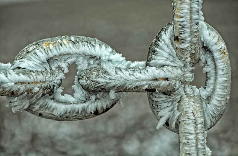 Chained in Ice