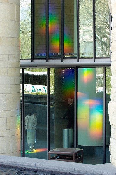 Windows and Rainbows, Museum of the American Indian, Washington