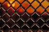 Chain Link Fence and Ice, Oreland, Pennsylvania