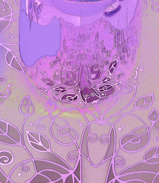 REFLECTIONS IN PURPLE