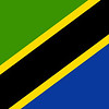 Flag of Tanzania - June 2, 2018