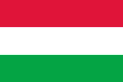Flag-of-Hungary - September 15, 2018