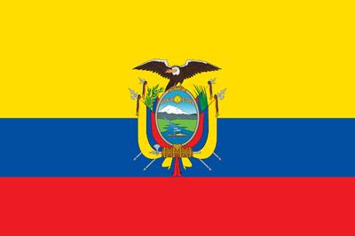 flag of ecuador - June 5, 2018