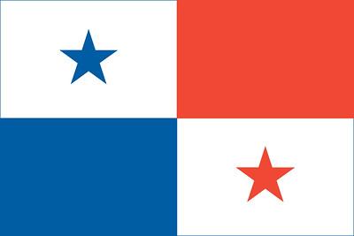 Flag of Panama - June 25, 2018