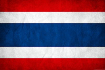 Flag-of-Thailand - June 12, 2018