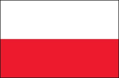 Flag of Poland - September 4, 2018
