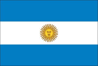 Flag of Argentina - September 20, 2018