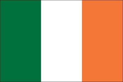 Flag of Ireland - April 30. 2018