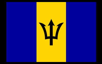 Flag of Barbados - September 10, 2018