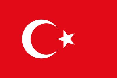 Flag of Turkey - June 29, 2018