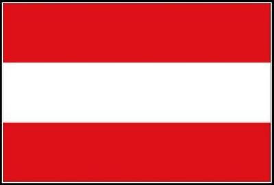 Flag of Austria - September 27, 2018
