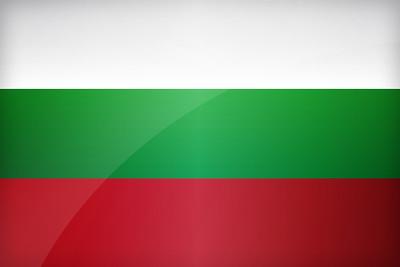 Flag of Bulgaria - July 30, 2018