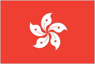 Hong-Kong-flag - June 6, 2018