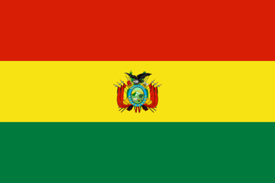 Flag_of_Bolivia - August 7, 2018