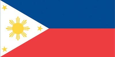 flag of Philippines - June 21, 2018