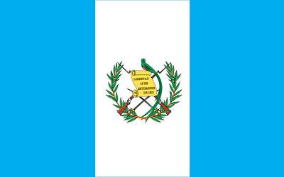 Flag of Guatemala - May 12, 2018