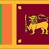 Flag of Sri Lanka - June 6, 2018