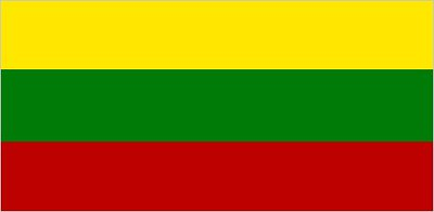 Flag_of_Lithuania - May 29, 2018