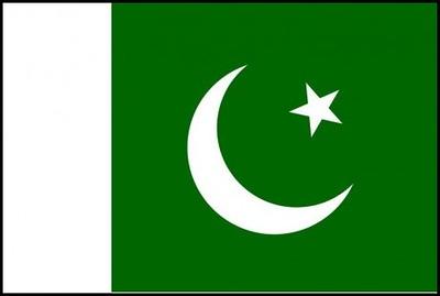 Flag of Pakistan - July 14, 2018