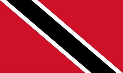 Flag of trinidad-tobago - May 12, 2018