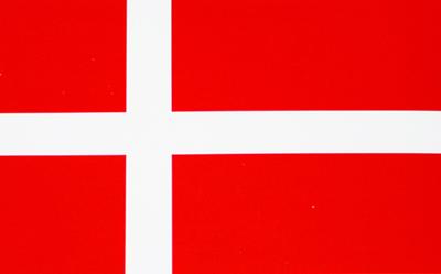 Flag of Denmark - September 22, 2018