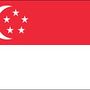 Flag of Singapore - May 8, 2018