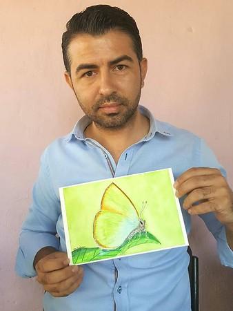 Turkey - Green Hairstreak. adopted by Gokhan Sozal,  Erbaa, Tokat, Turkey, sep 7, 2018.