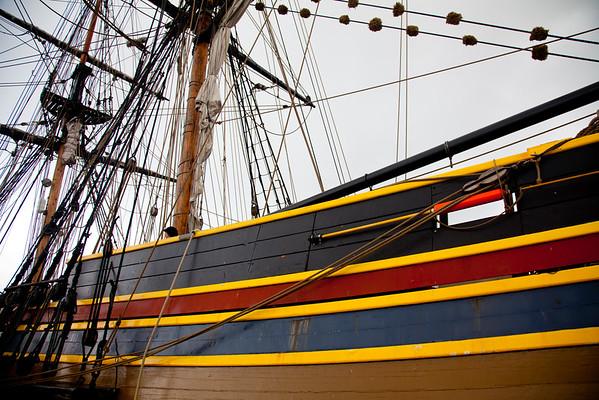 Adrea: Tall Ship - Lady Washington