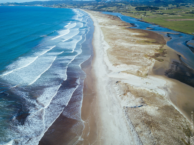 Waipu River Mouth, Northland