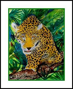 1 1-Jaguar, 17x22 5, watercolor, march 20, 2016 DSCN0213-A