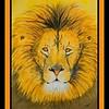 1-Lion, 12x16, watercolor, june 15, 2017 DSCN0099-A