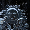 52  G Ice Sculpture Chinese Sun
