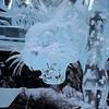 73  G Ice Sculpture Cougar Close
